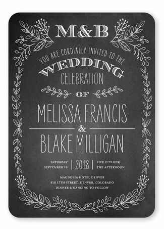 Sample wording for your rehearsal dinner invites wedding invitations from shutterfly stopboris Image collections