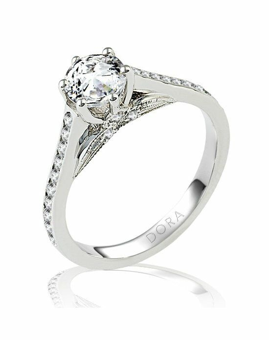 Dora Rings 8231000 Engagement Ring photo