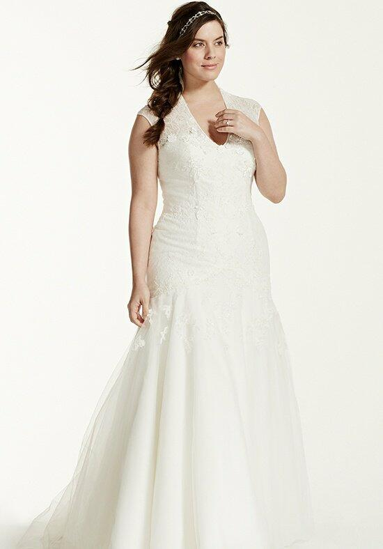 David's Bridal David's Bridal Woman Style MS251005W Wedding Dress photo