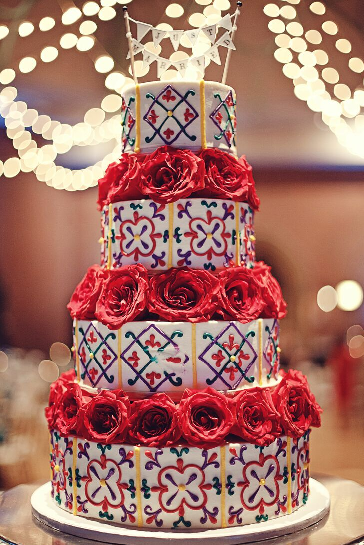 A Colorful Spanish Themed Wedding At Dayton Art Institute In Dayton