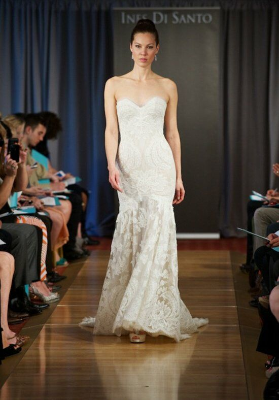 Ines Di Santo Amour Wedding Dress photo