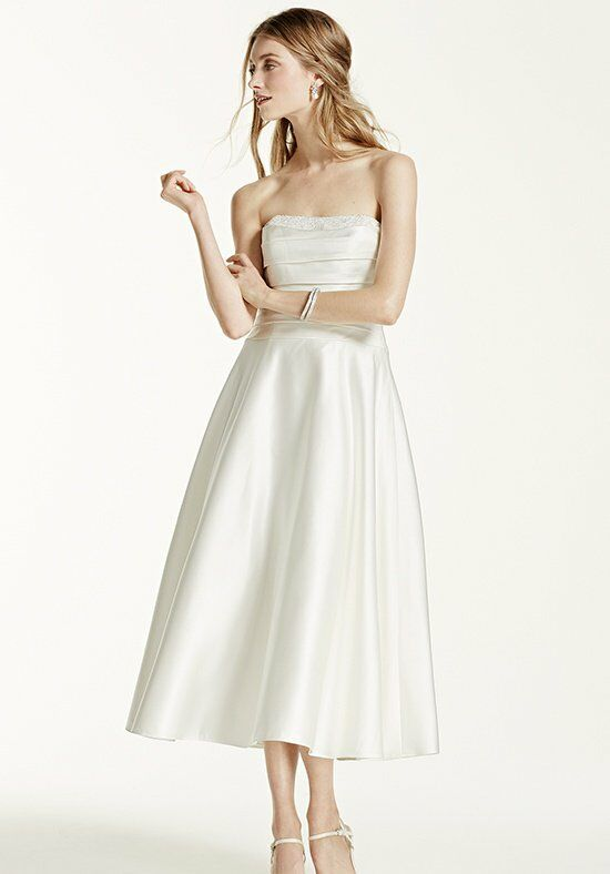 David's Bridal David's Bridal Collection Style MK3720 Wedding Dress photo
