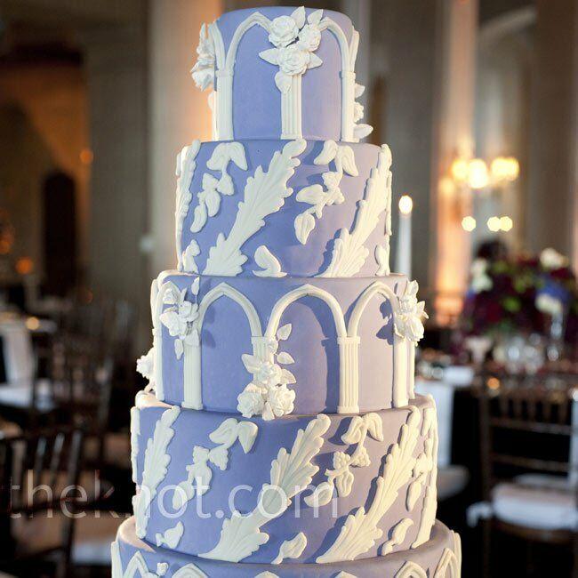 White Castle Wedding: A Vintage Garden Wedding In Port Washington, NY