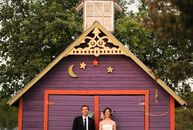 The Bride Kristen Munro, 31, an architect The Groom Jeff Sukach, 31, a CPA The Date June 18  Kristen and Jeff let their venue inspire their wedding de