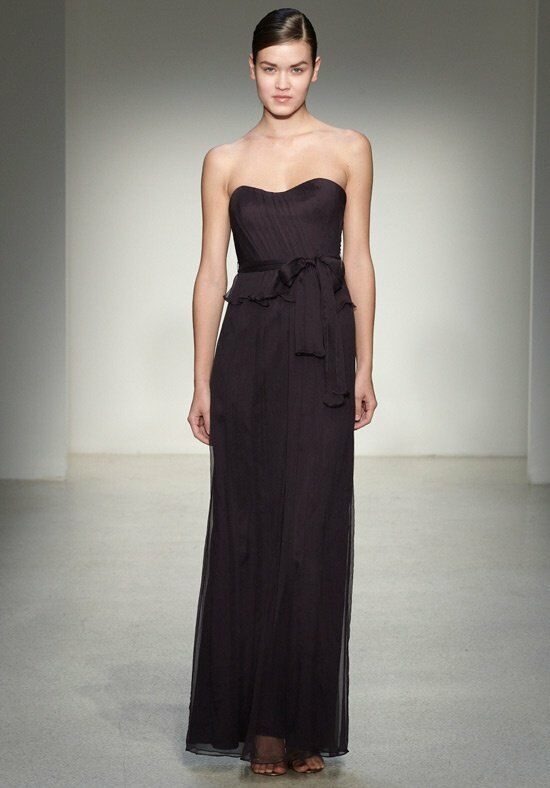 Amsale Bridesmaids G762C Bridesmaid Dress photo