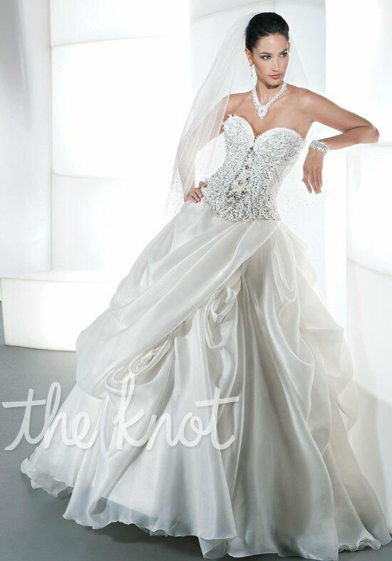 Demetrios 2866 Wedding Dress photo