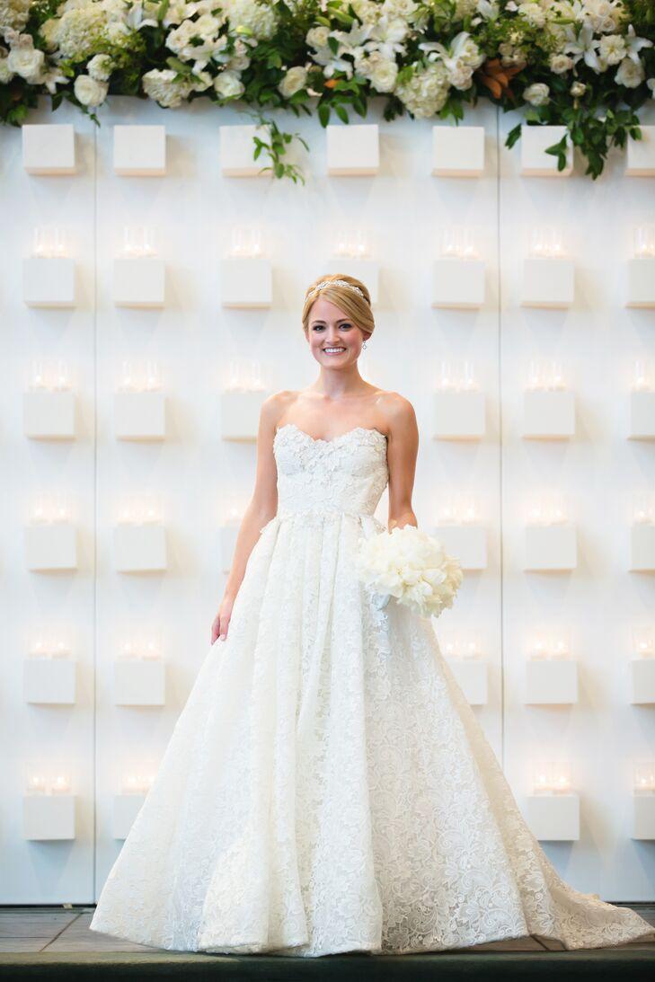 Ball Gown Wedding Dress Pnina Tornai