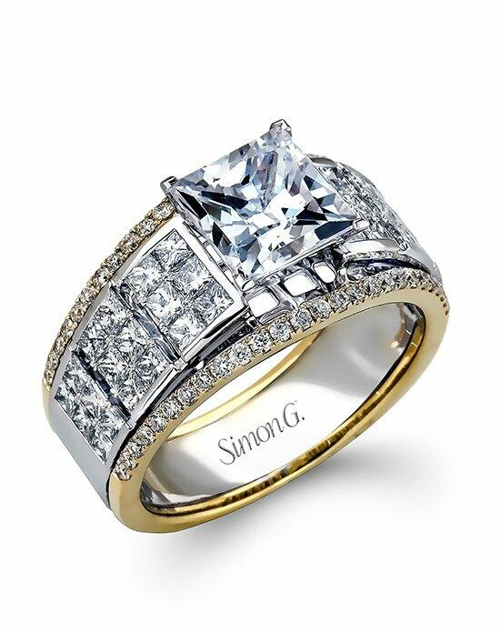 Simon G. Jewelry DR299 Engagement Ring photo