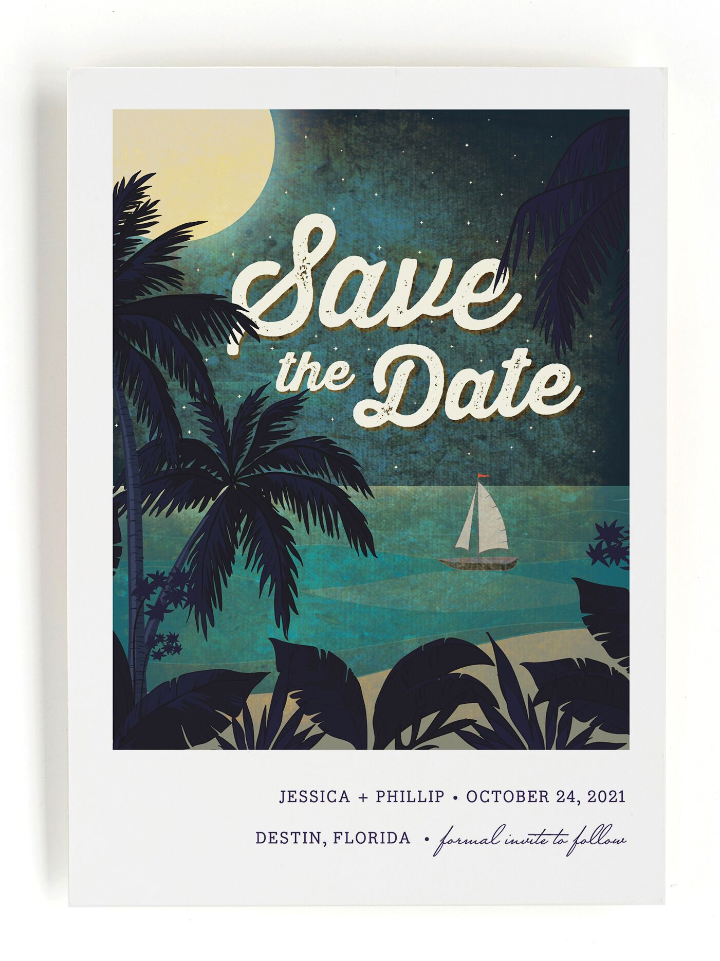 35 Amazing Ideas for Your Destination Wedding Save-the-Dates