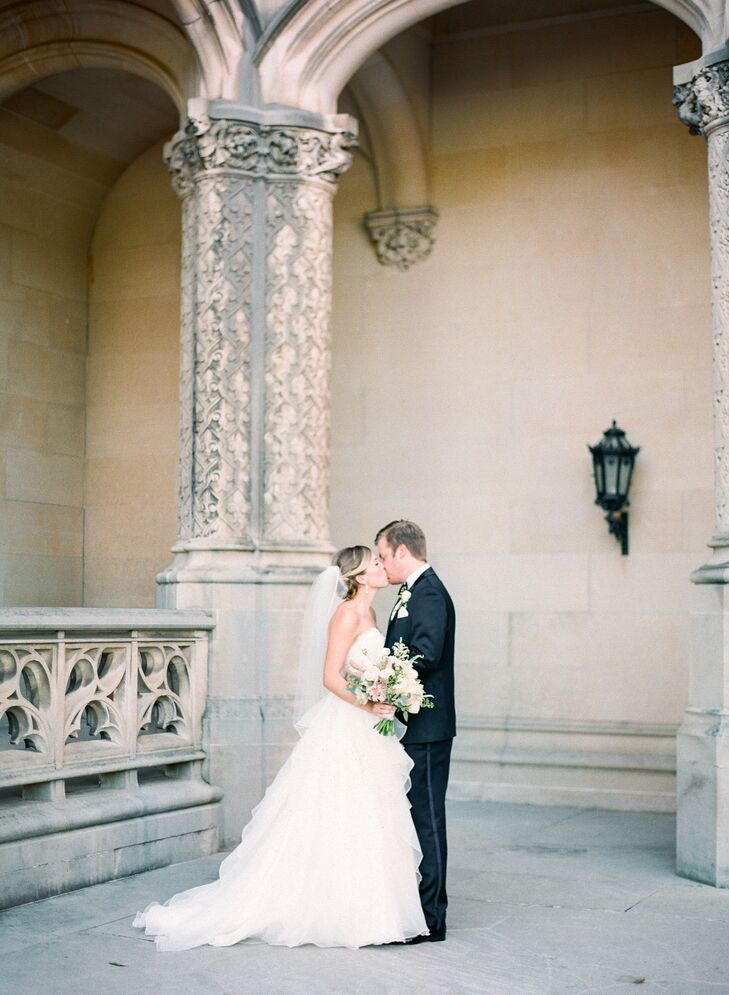 Samantha and Brandon's Biltmore Estate Wedding