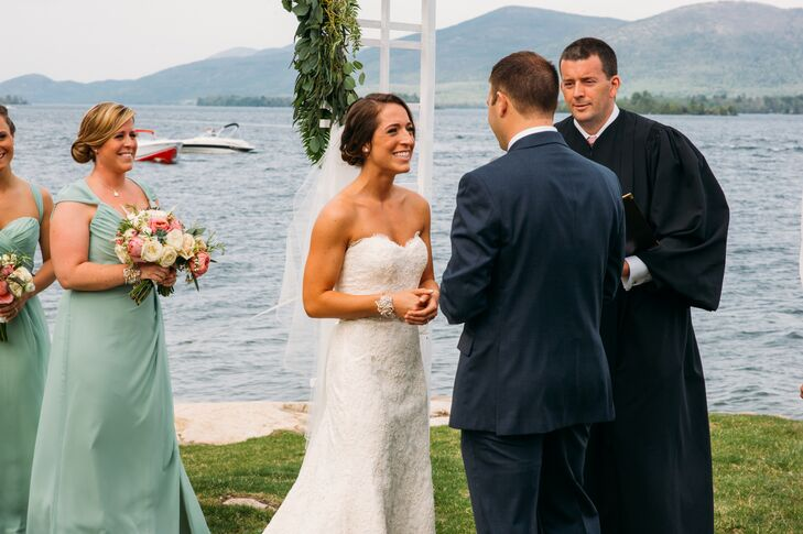 Lake George Waterfront Ceremony