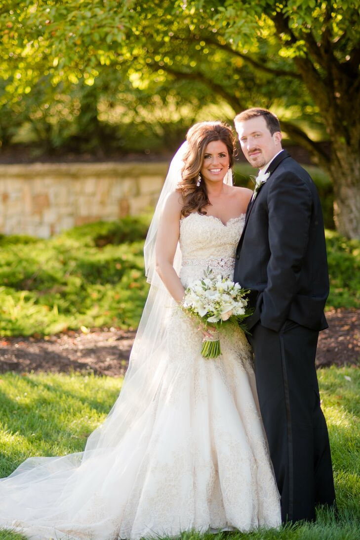 A Glam Serbian Wedding At Hilton Garden Inn Pittsburgh Southpointe In Canonsburg Pennsylvania