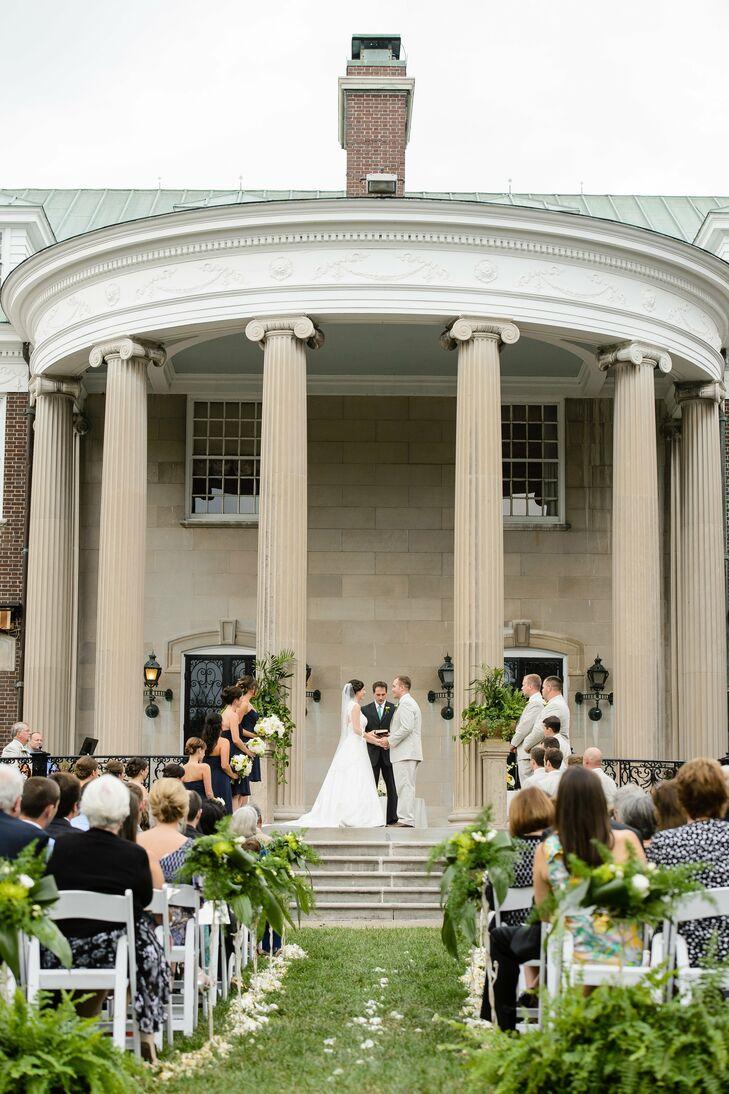 An Elegant Estate Wedding In Lexington Ky