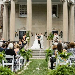 An Elegant Estate Wedding in Lexington