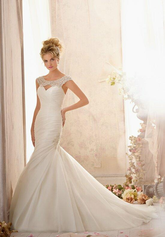 Mori Lee by Madeline Gardner 2612 Wedding Dress photo