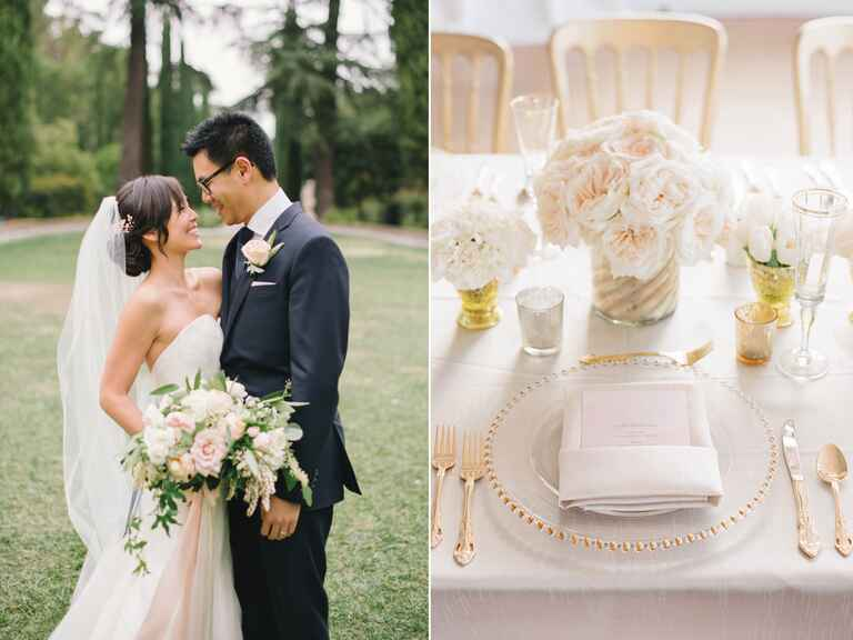 Ideas for a classic themed wedding
