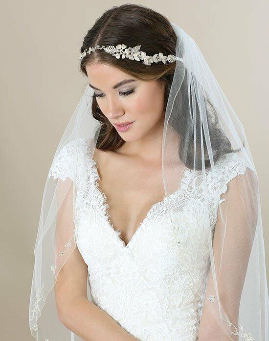 Bel Aire Bridal 6576 Wedding Headbands photo