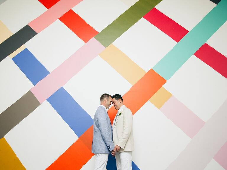 Wedding at Museum of Contemporary Art in Chicago, Illinois
