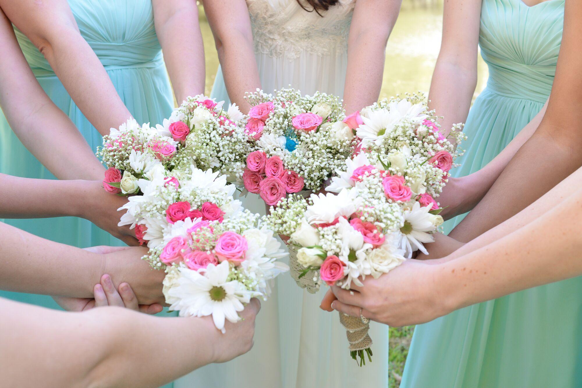 a diy wedding at mead botanical garden in winter park florida