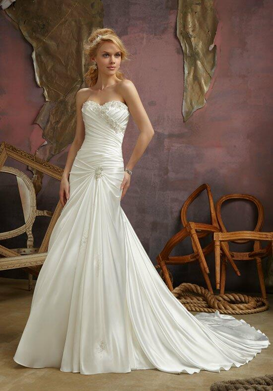 Mori Lee by Madeline Gardner 2505 Wedding Dress photo