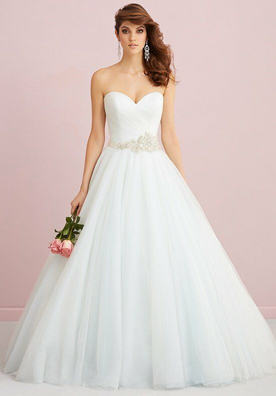 Allure Romance 2765 Wedding Dress photo