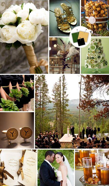 Christmas Wedding Colors.Wedding Colors Vintage Wedding Color Palettes We Love
