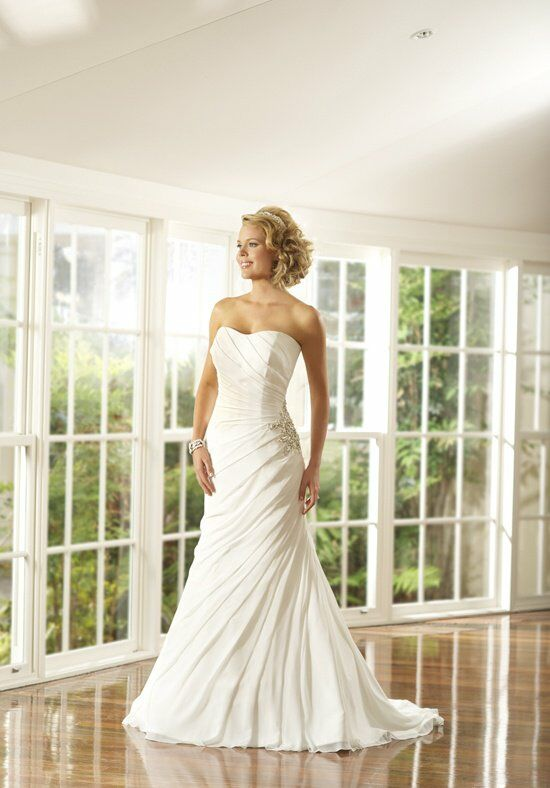 Roz la Kelin - Pearl Collection Dixie - 5604T Wedding Dress photo