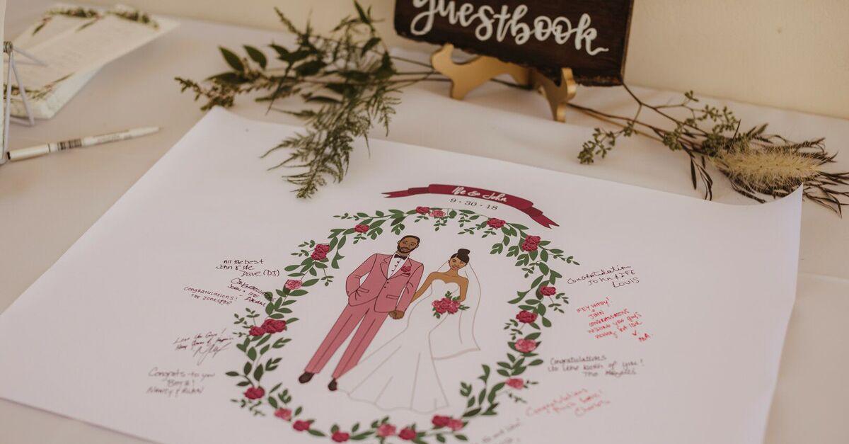 rustic wedding guest book alternative wood wedding guest book canvas personalized guest book wedding guestbook alternative wedding decor