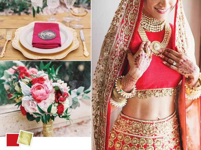 Paint Palettes We Love: Wedding Color Palettes We Love
