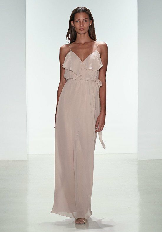 Nouvelle Amsale Bridesmaids N319 Bridesmaid Dress photo