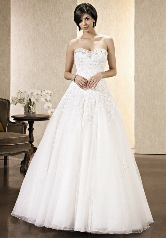 Kenneth Winston: Premiere LV100 Wedding Dress photo