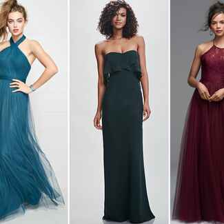 bridesmaid dresses 2018