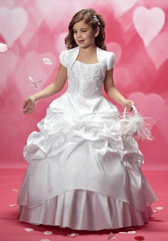 Cupids by Mary's F172 Flower Girl Dress photo
