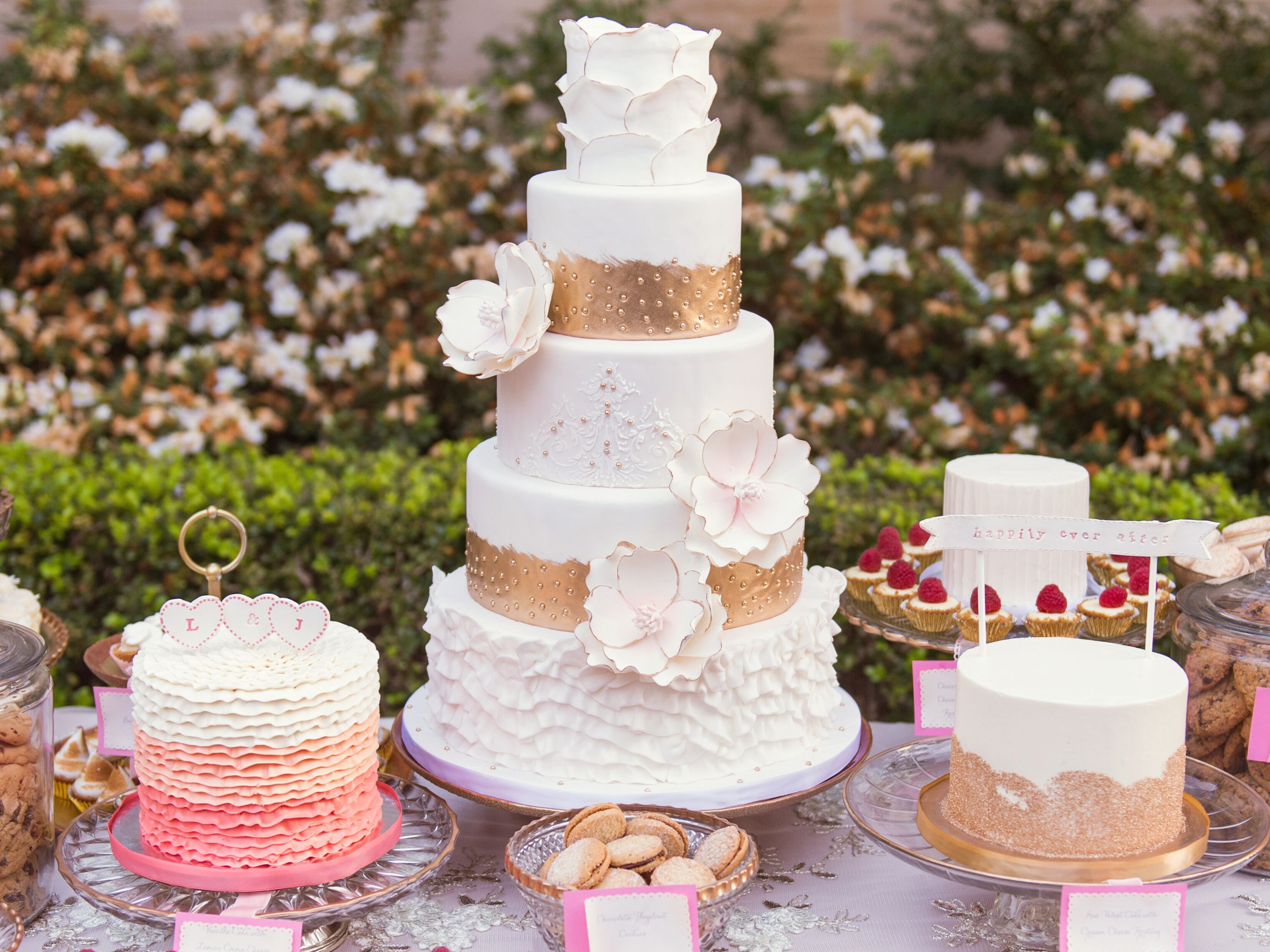 wedding cakes dessert ideas beyond the wedding cake