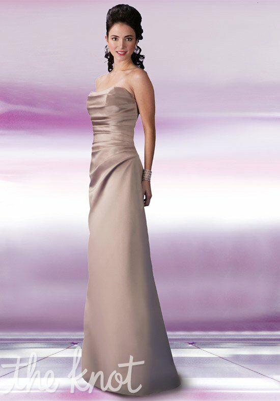 DaVinci Bridesmaids 9136 Bridesmaid Dress photo