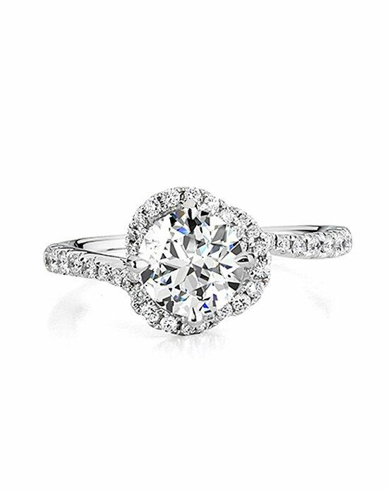 Parade Design Style R3014 from the Hemera Collection Engagement Ring photo