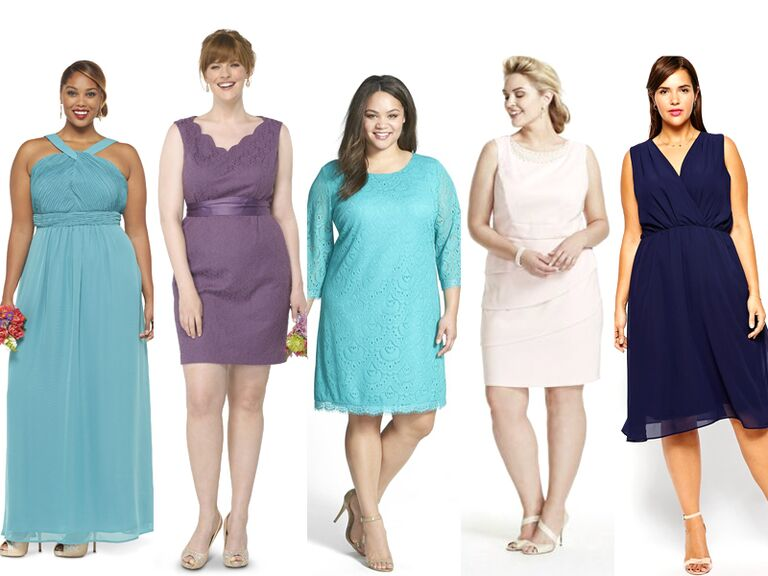 Cheap Wedding Dresses Plus Size Under 100 Dollars: Cheap Bridesmaid Dresses: 55 Bridesmaid Dresses Under $100