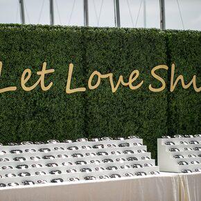 Custom Sunglasses As Wedding Favors
