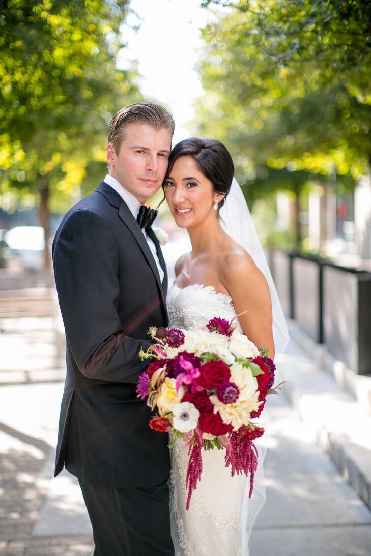 A Formal Gatsby Themed Wedding At W Austin Hotel Austin Texas
