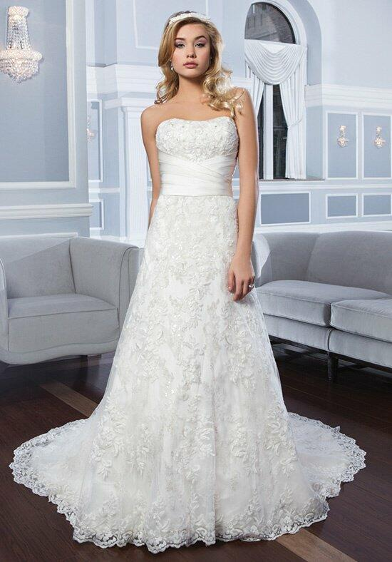 Lillian West 6335 Wedding Dress photo