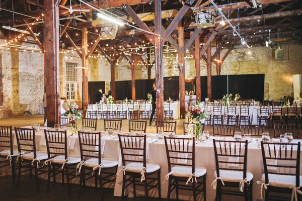 Classic Garner Arts Center Loft Reception