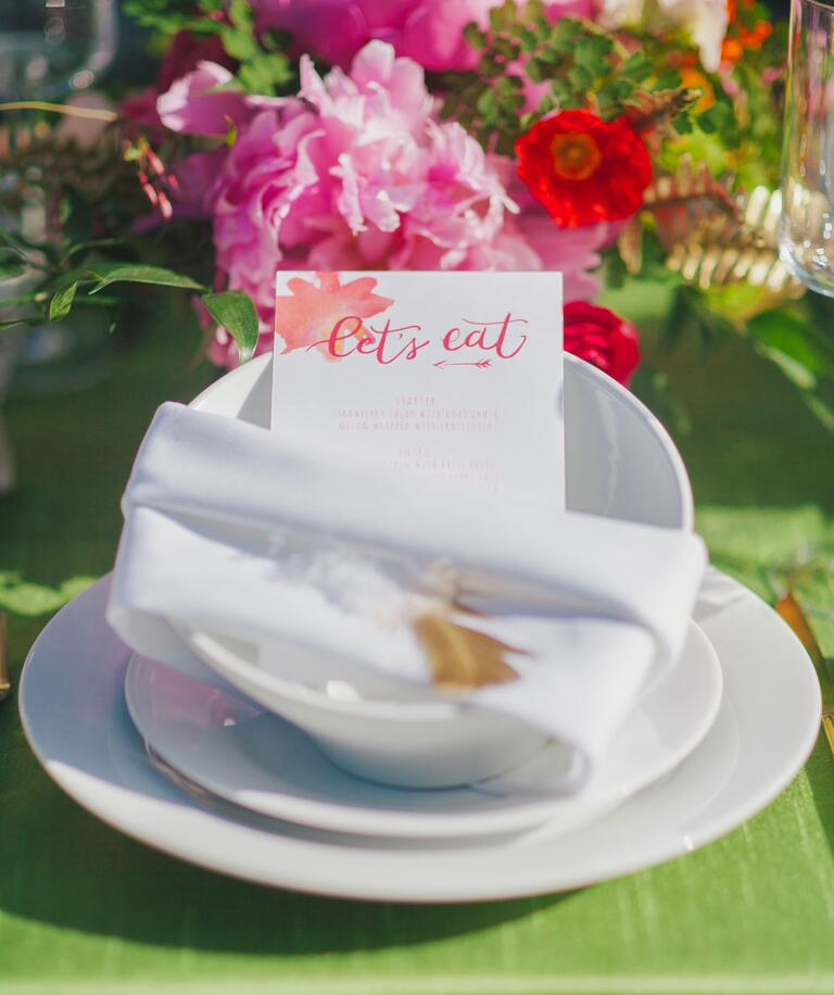 Our Favorite Bridal Shower Ideas