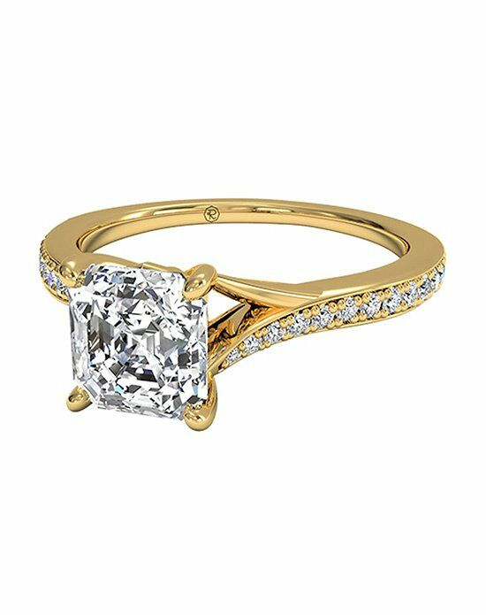 Asscher Cut Engagement Rings