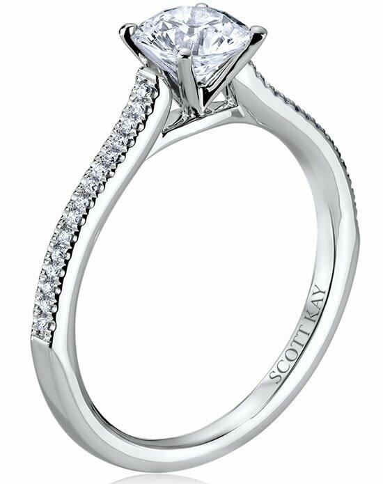 Scott Kay M2058R510 Engagement Ring photo