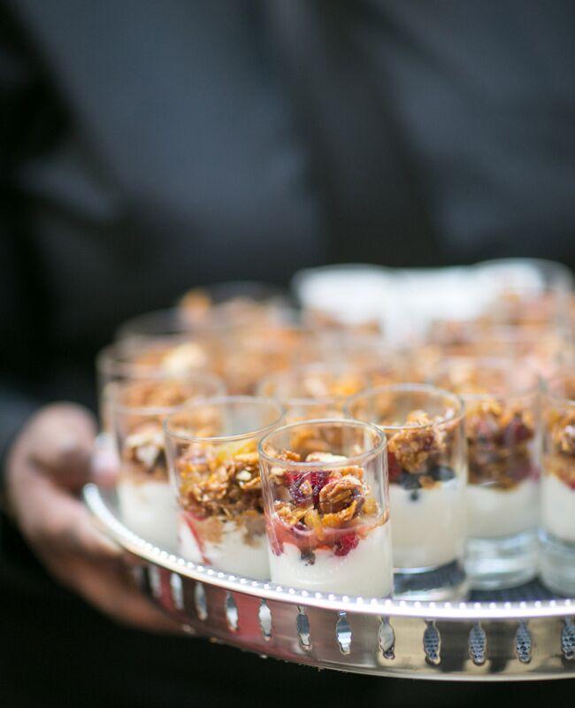 A Healthy Food Option Post Wedding Brunch Ideas
