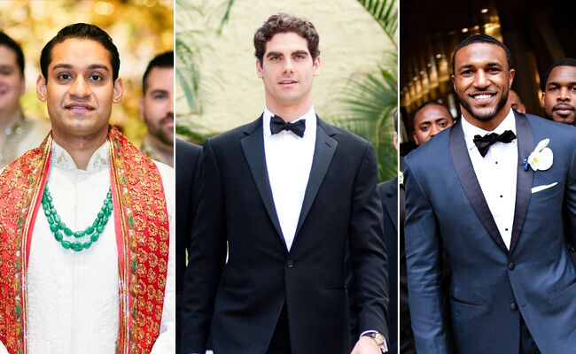Style Stalk These Handsome Grooms