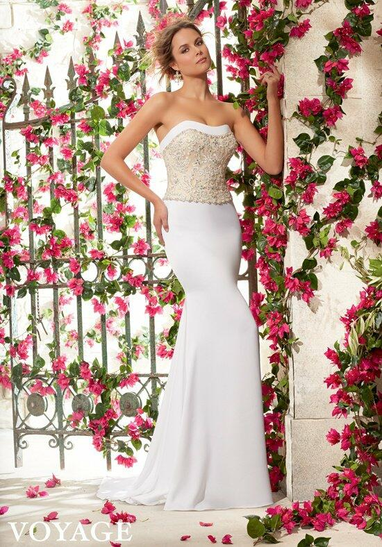 Voyage by Madeline Gardner 6791 Wedding Dress photo