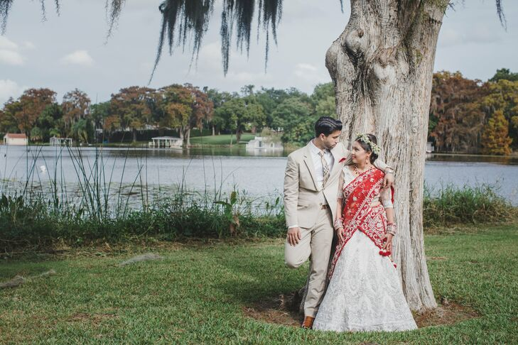 A Colorful Traditional Indian Wedding At Ocoee Lakeshore Center In Florida