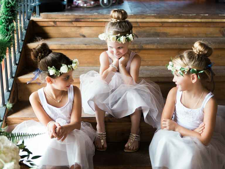 Three Jaw Dropping Indoor Banff Wedding Ceremonies: These Sisters' Triple Wedding Photos Will Make Your Jaw Drop