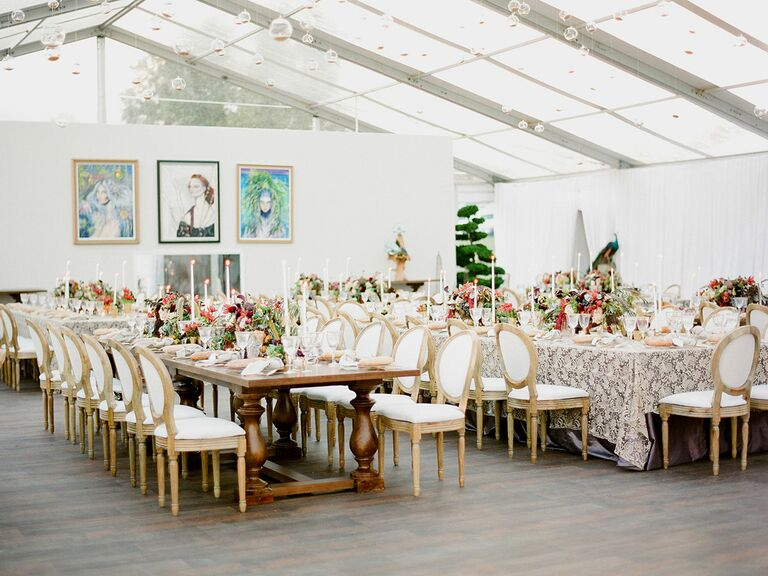 Modern Farmhouse Venue